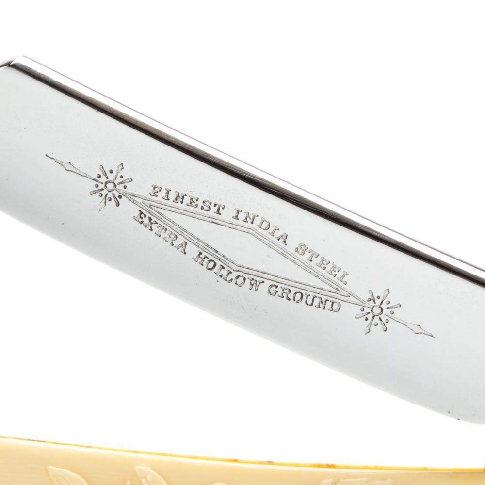"H. Boker & Co. - ""Finest Inda Steel"" Vintage Straight Razor"