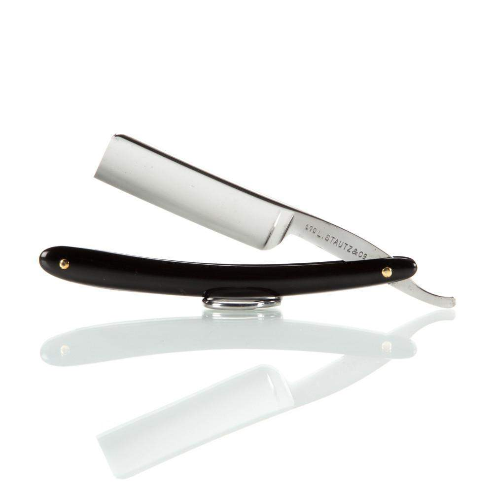 "6/8"" Square Tip - L. Stautz & Co Vintage Straight Razor"