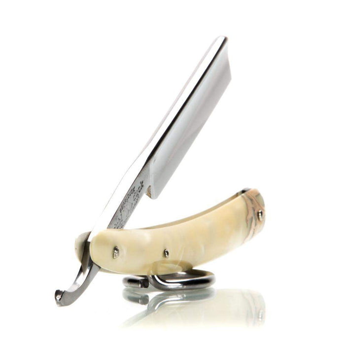Dubl Duck Goldedge - 5/8 Square Tip Straight Razor