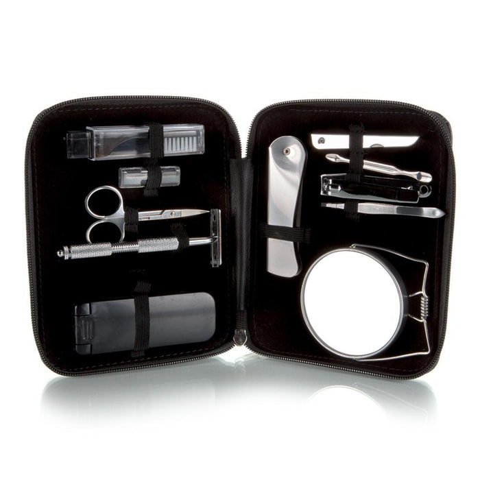 Men's Deluxe Grooming Travel Kit
