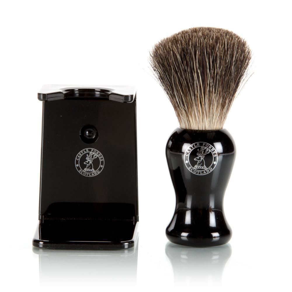 Castle Forbes Genuine Badger Hair Shave Brush