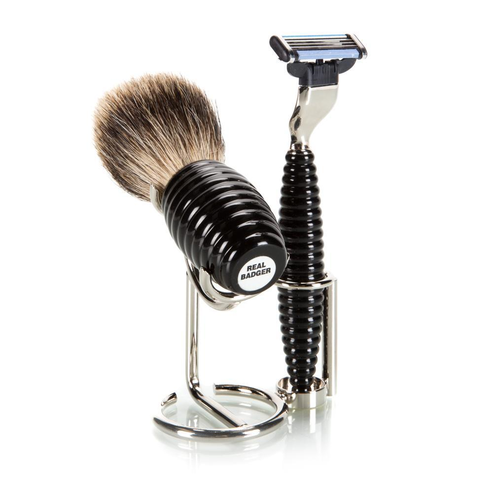 3 Piece Mach III Shave Set