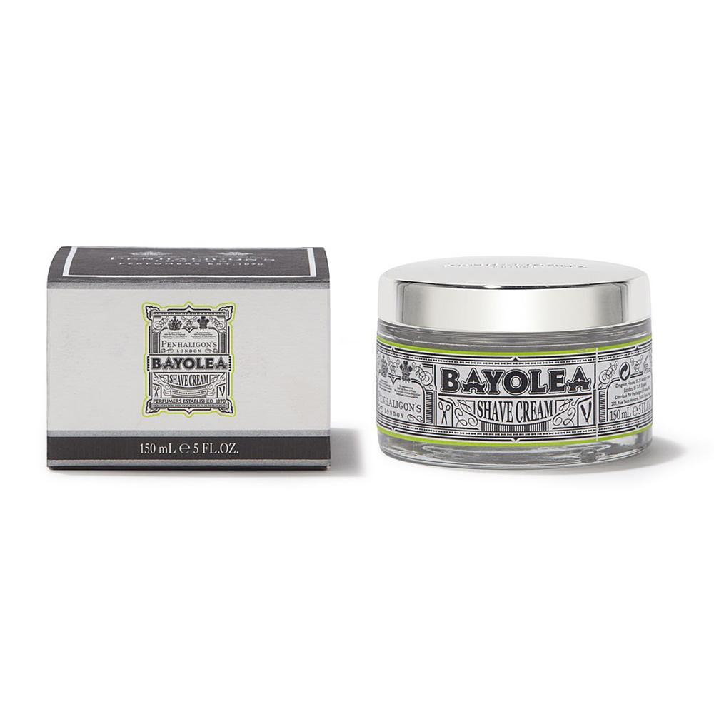 Bayolea Shaving Cream in Glass Jar - 150 ml - Penhaligon's