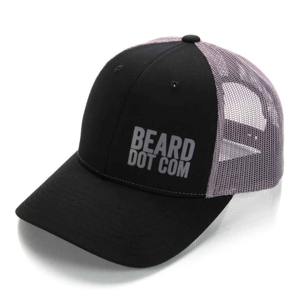 """Beard Dot Com"" - Low Pro Trucker Hat"