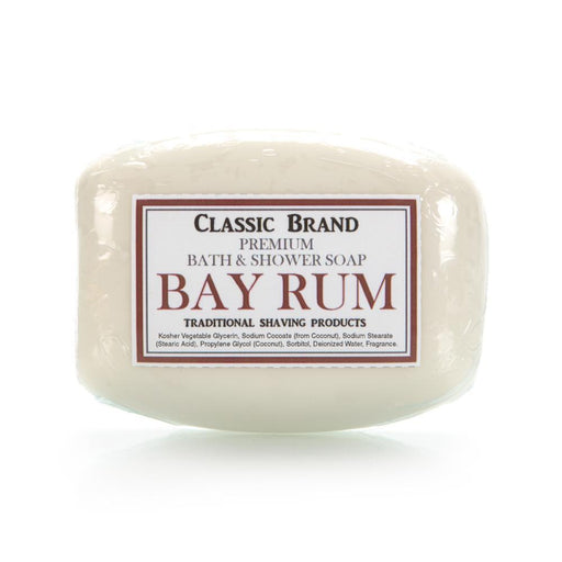 Classic Brand Bath & Shower Soap