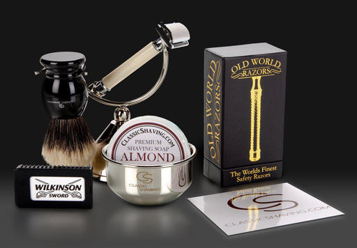 Ghost Safety Razor Kit For Her