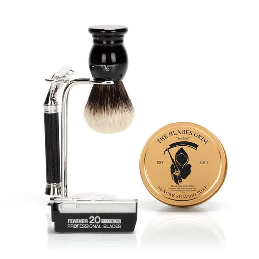 King Cobra Safety Razor Set