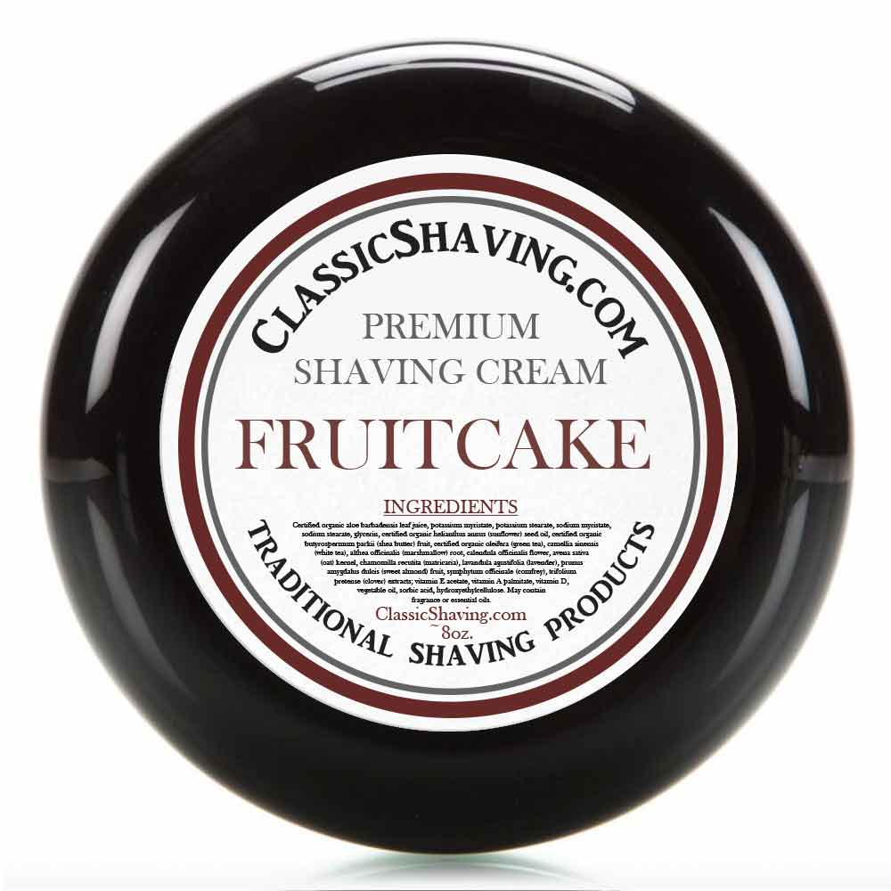Fruitcake - Classic Shaving Cream