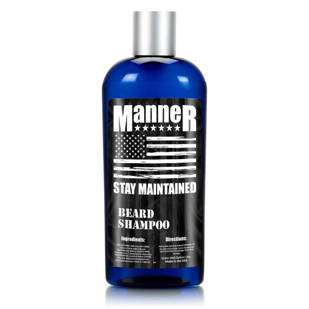 Manner Total Beard Care Kit