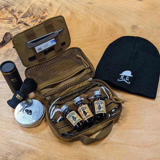 MO-ASK Travel Shave Set