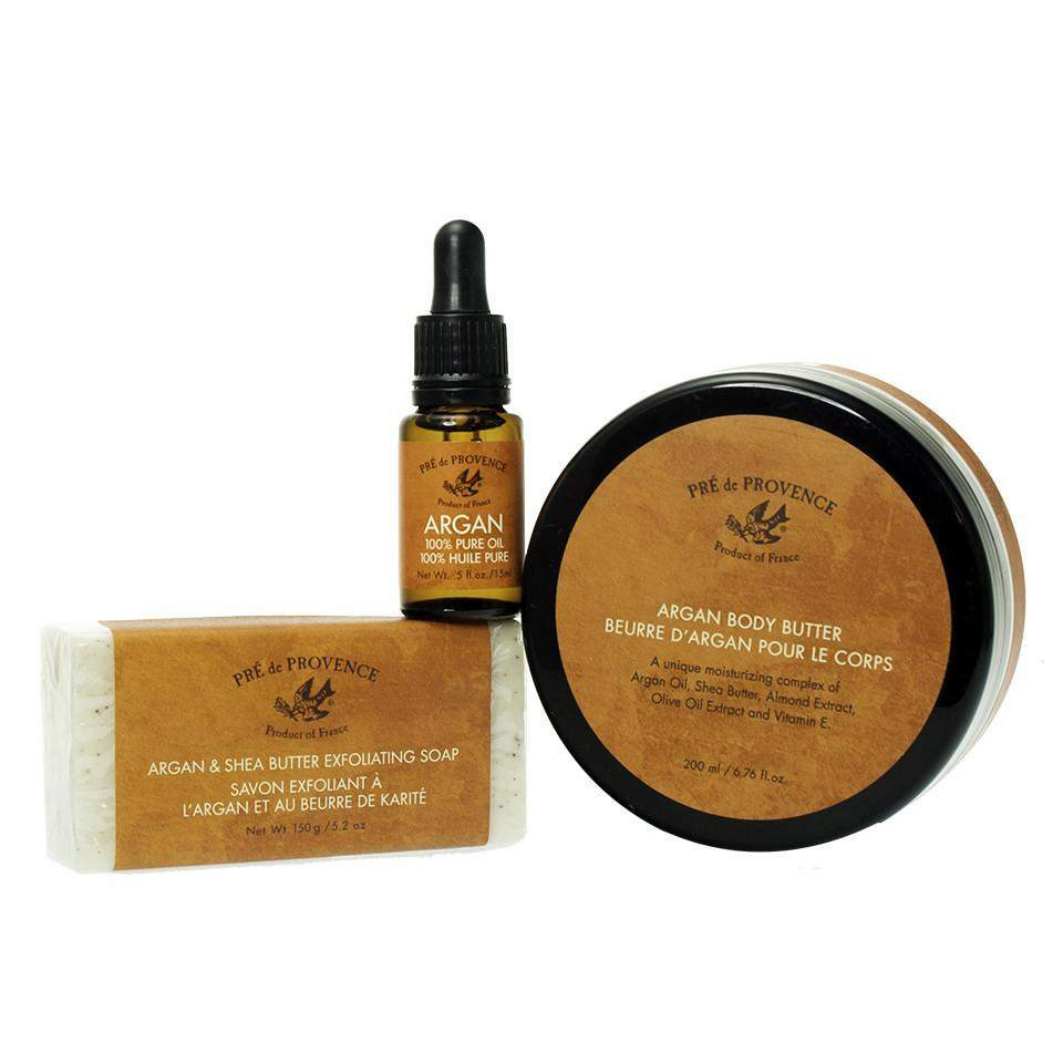 Argan Deluxe Skin Care Set-