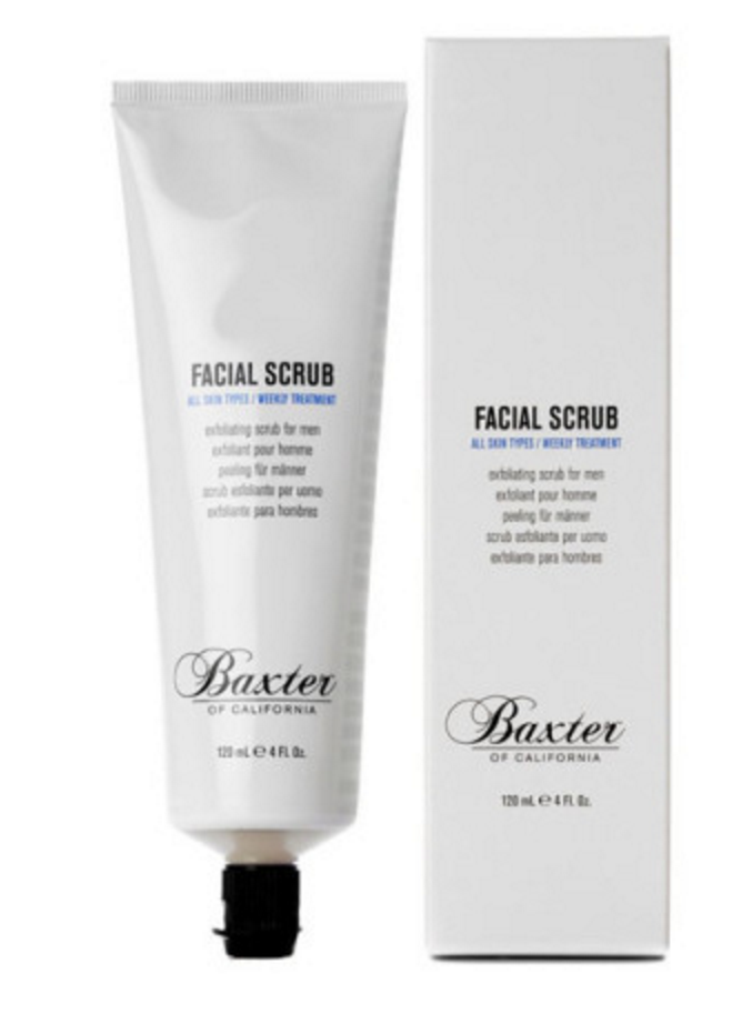 Baxter of California's Facial Scrub-