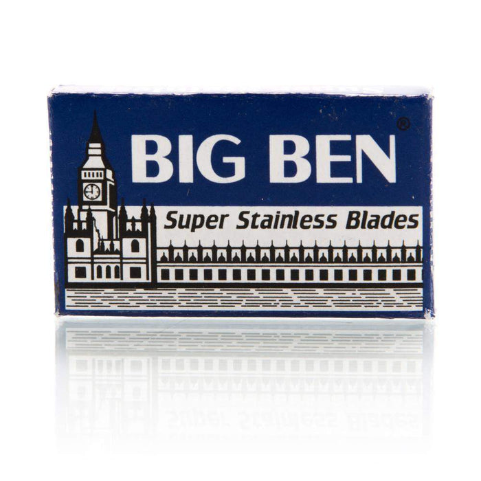 Big Ben Stainless Steel Blades - 10 pack-