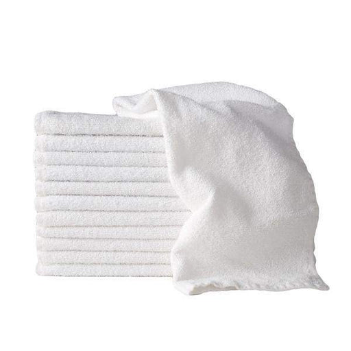 Bleach Guard Legacy White Towels - 9 pack-