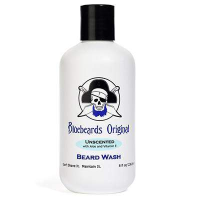 Bluebeard's Unscented Beard Wash - 8oz-