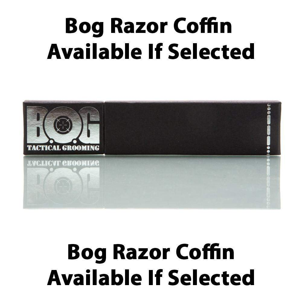 BOG - 'Shivette' - Replaceable Blade Straight Razor-