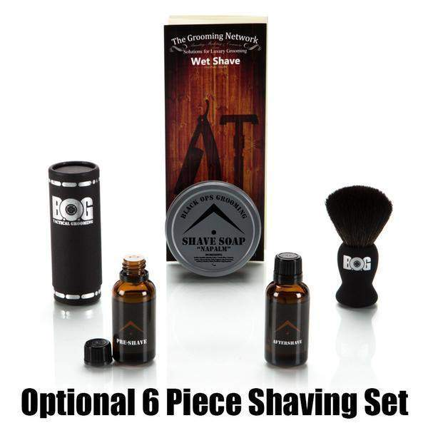 BOG - The Darksider Safety Razor-