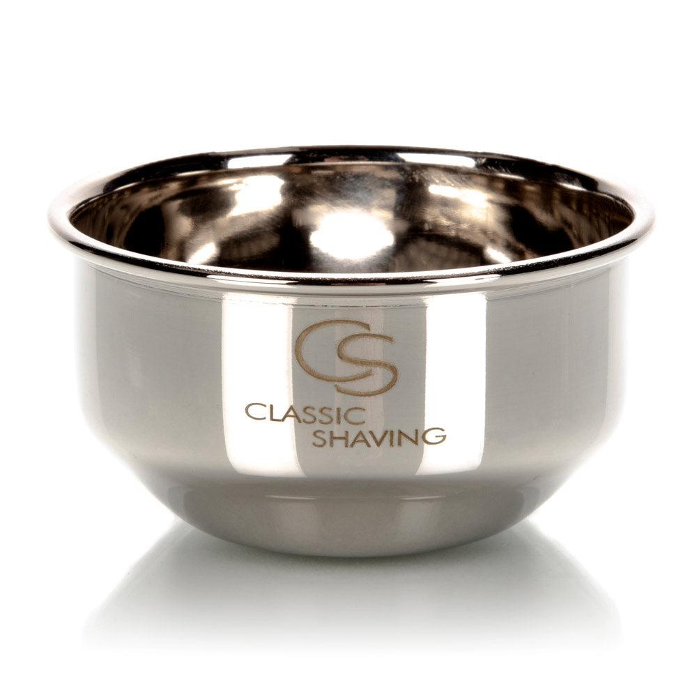 Gold Plated Shave Bowl | ClassicShaving.com