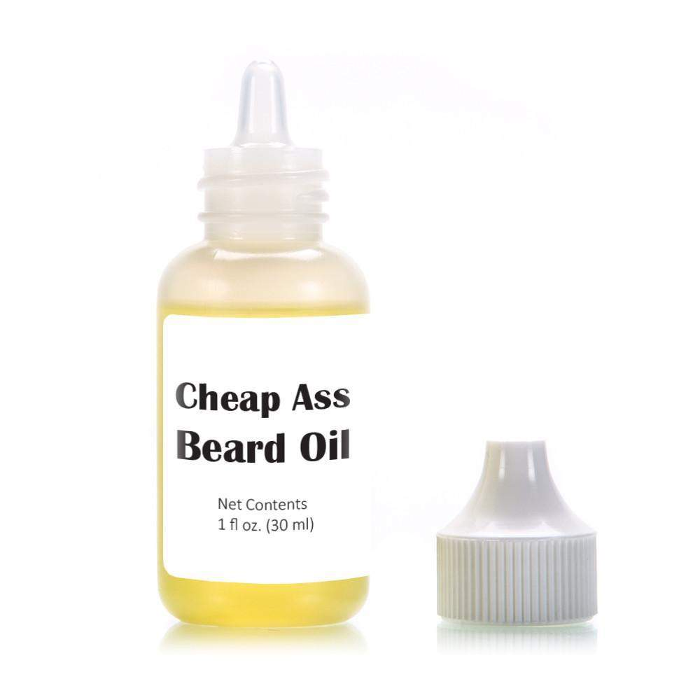 "Cheap Ass Beard Oil - ""Scent #01""-"