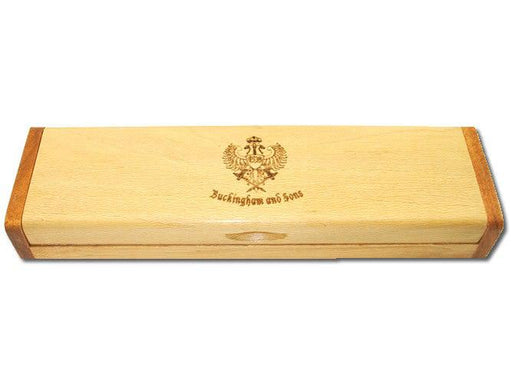 Buckingham and Sons Straight Razor Case