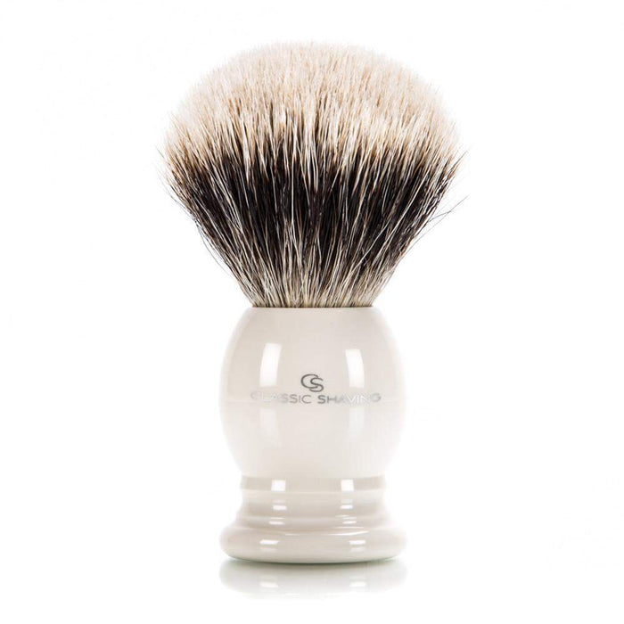 "Classic Brand ""Ernest Borgnine"" Limited Edition - Super Badger Shaving Brush-"