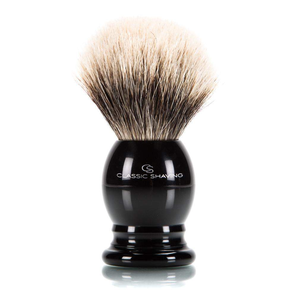 "Classic Brand ""Joe Mantegna"" Limited Edition - Super Badger Shaving Brush-"