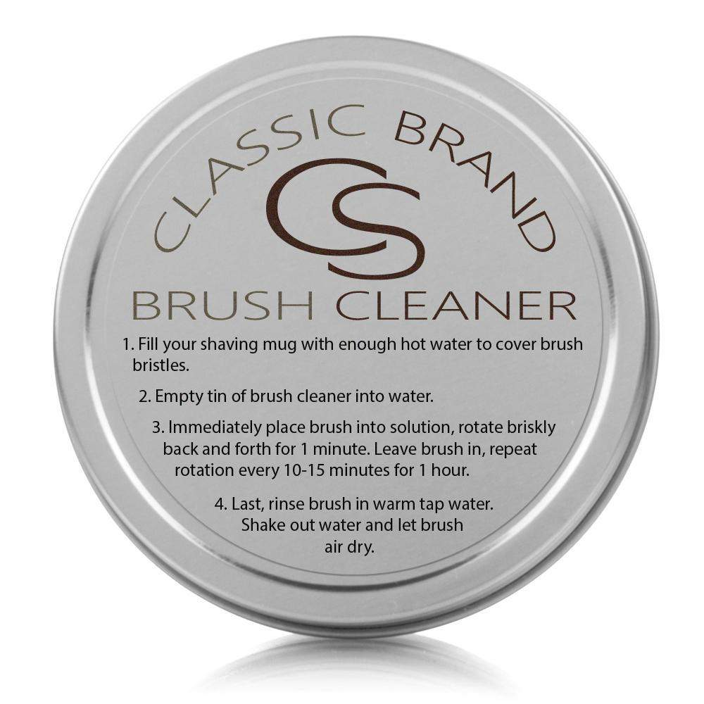 Classic Brand Shaving Brush Cleaner-