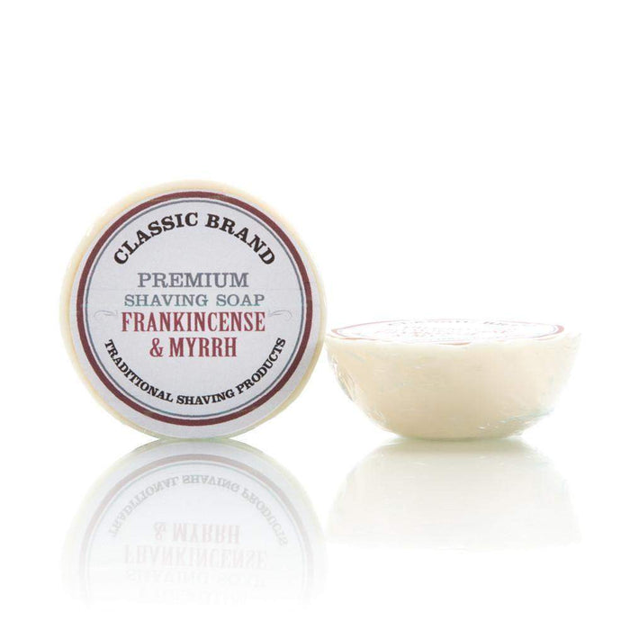 "Classic Shaving Soap - 2.5"" Scuttle-"