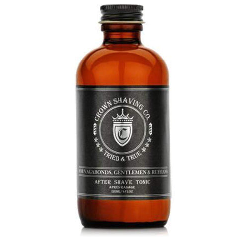 Crown Shaving Co. Aftershave Tonic - 4 oz.-