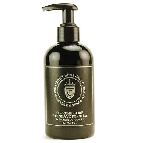 Crown Shaving Co. Supreme Glide Pre-Shave Formula - 8 oz.-