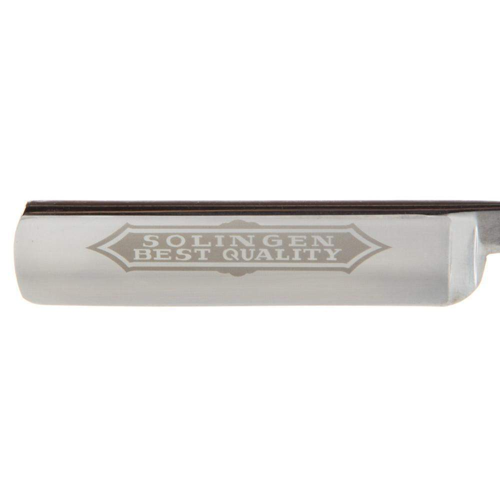 "Dovo Best Quality 5/8"" Straight Razor with Luxury Shave Set-"