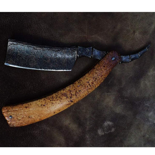 Dylan Farnham #90 Straight Razor w/ Custom Sheath-