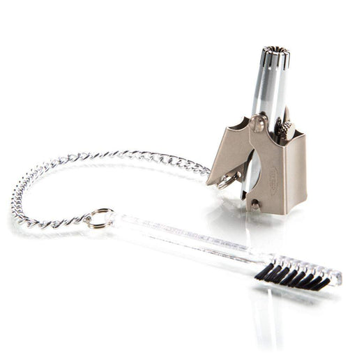 "Feather ""PaRaDa"" Nostril Hair Clipper-"