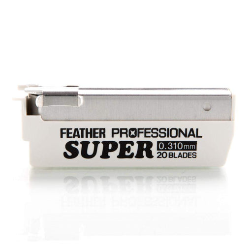"Feather Razor ""Professional Super"" Blades 20 pack-"