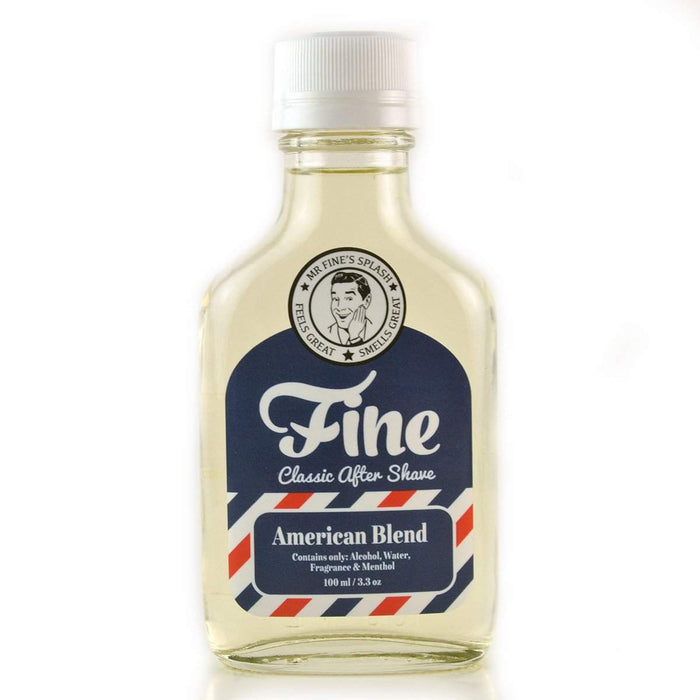 Fine Classic Aftershave Splash-American Blend