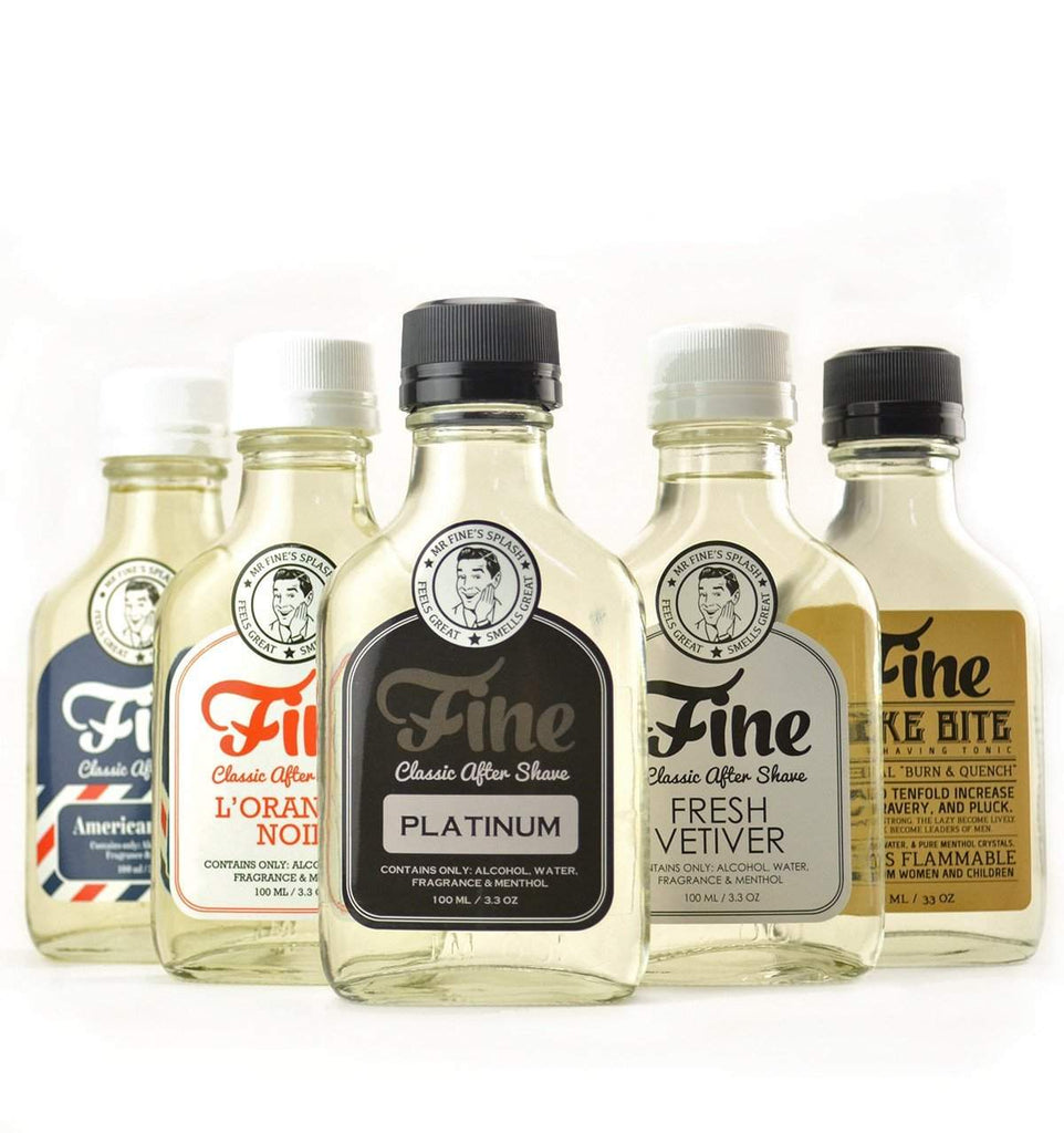 Fine Classic Aftershave Splash-Fresh Vetiver