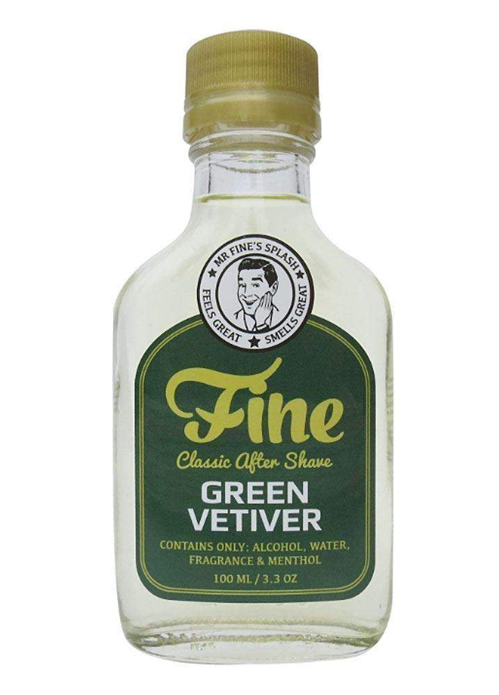 Fine Classic Aftershave Splash-Green Vetiver