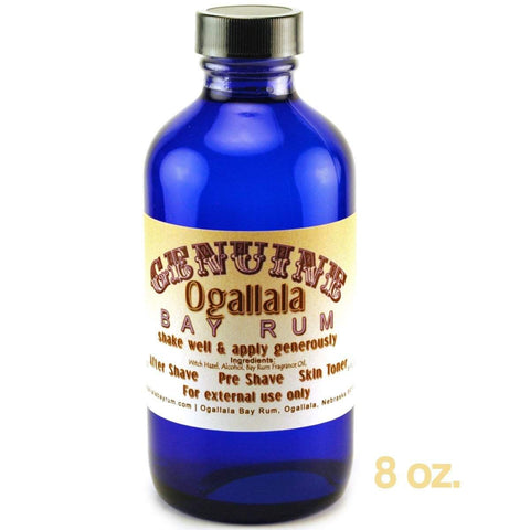 Genuine Ogallala Bay Rum Aftershave / Skin Toner-