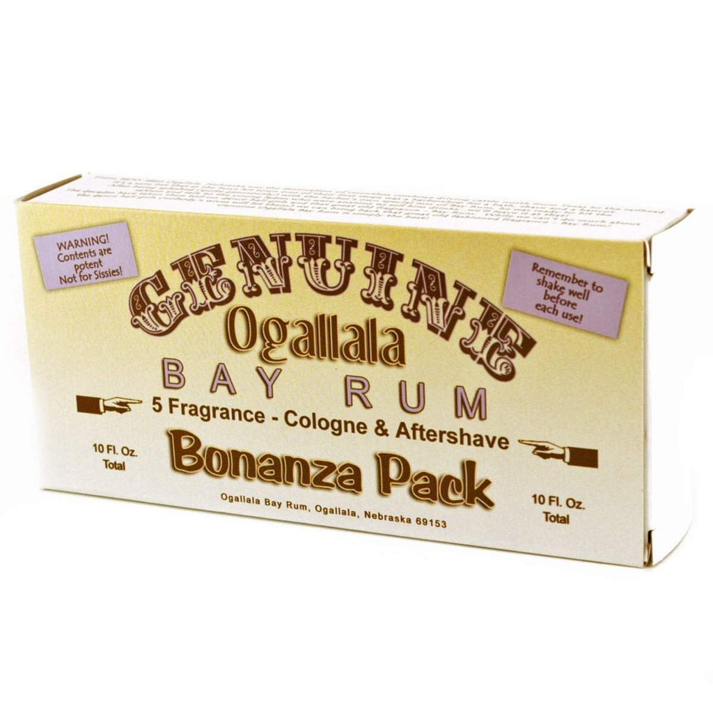 Genuine Ogallala Bay Rum Bonanza 5-pack-