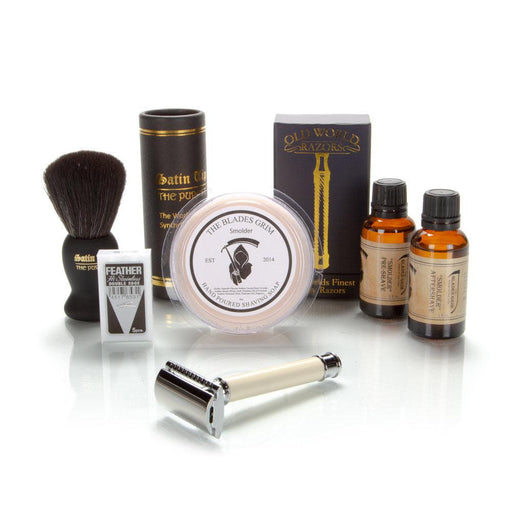 Holiday Special Old World Ghost with 6 Piece Luxury Set