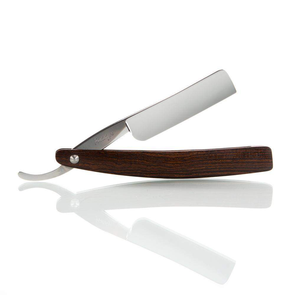 "Hart 6/8 ""The Art of Shaving"" Prototype Straight Razor-"