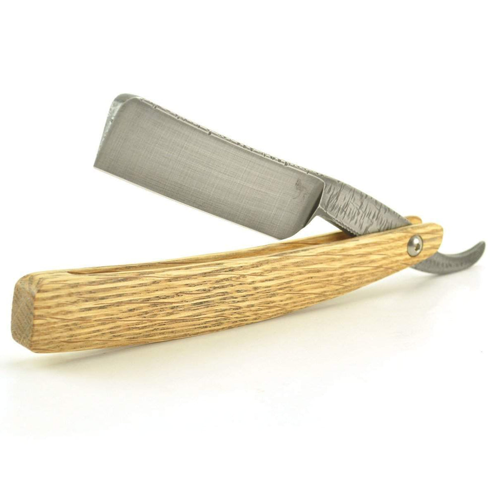 Hart Custom #105: 6/8 Straight Razor - Bruce Gregory-