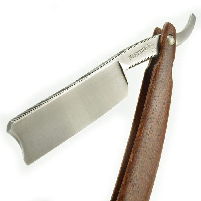 Hart Custom #119: 6/8 Straight Razor - Terry VanNorman-