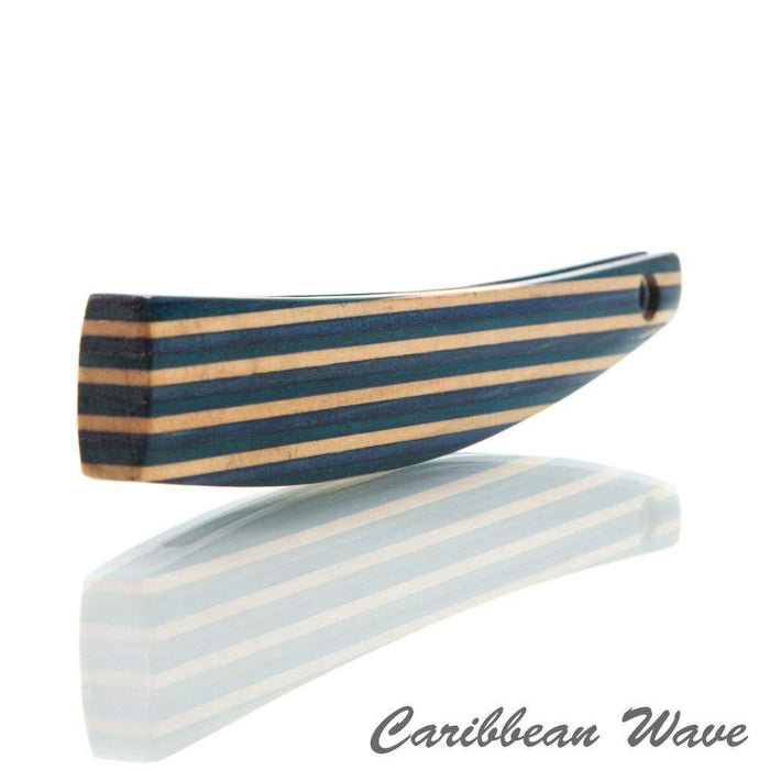 Hart Scales for 6/8 or 7/8 Blade-Caribbean Wave (Blue)
