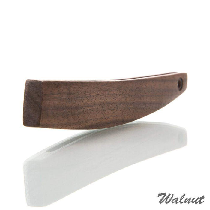 Hart Steel 5/8 Straight Razor, Satin Finish, Round Point-