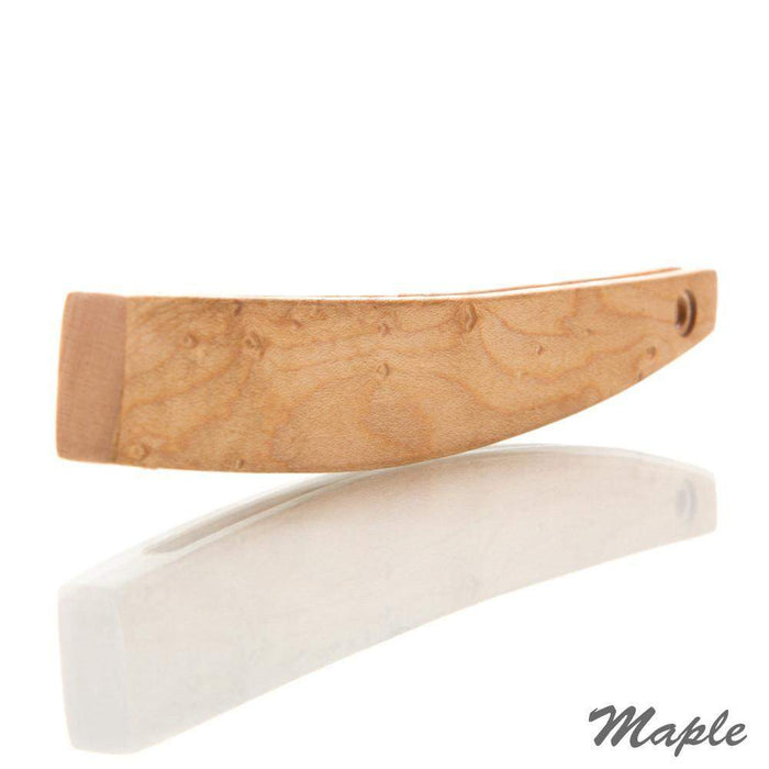 Hart Steel 6/8 Satin Finish Round Point Straight Razor-