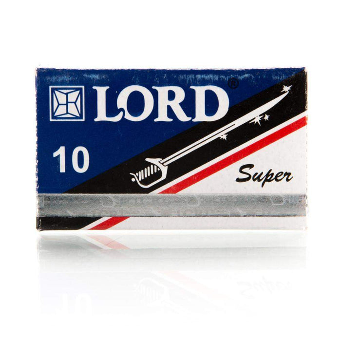 Lord Super Blades - 10 pack (Blue Box)-