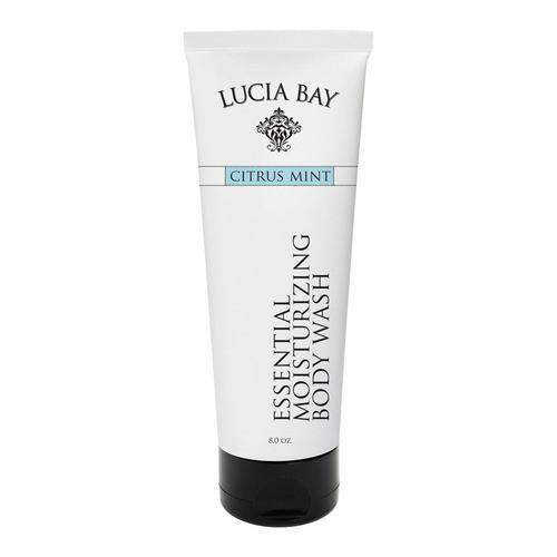 Lucia Bay Moisturizing Body Wash - Citrus Mint-
