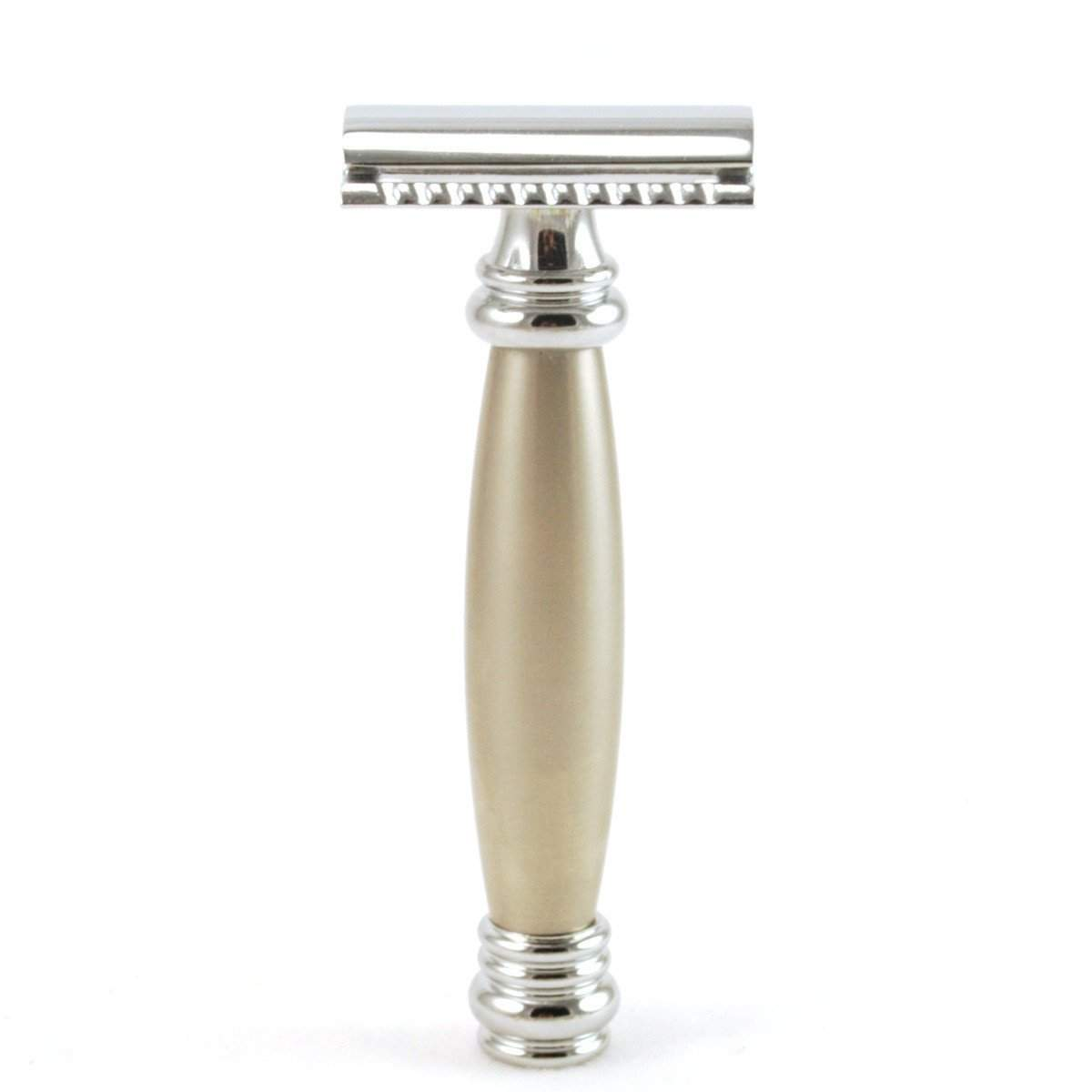 Merkur HD 43C Heavyweight Stainless Steel Safety Razor-