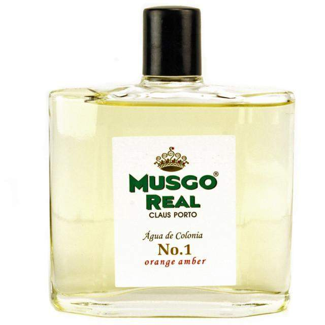 Musgo Real Agua de Colonia-Orange Amber
